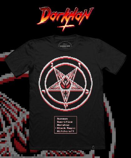 Darkhan Pentagram t-shirt