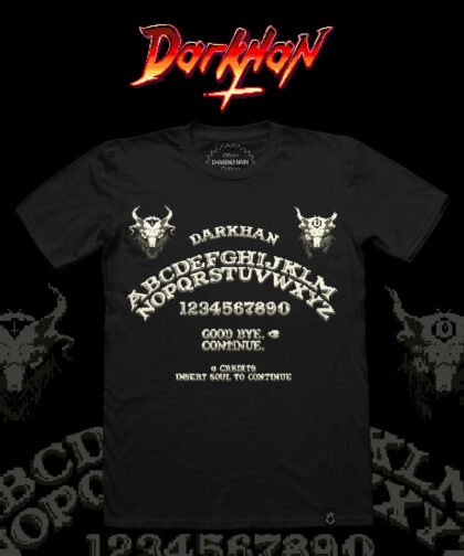 Darkhan - Insert soul t-shirt