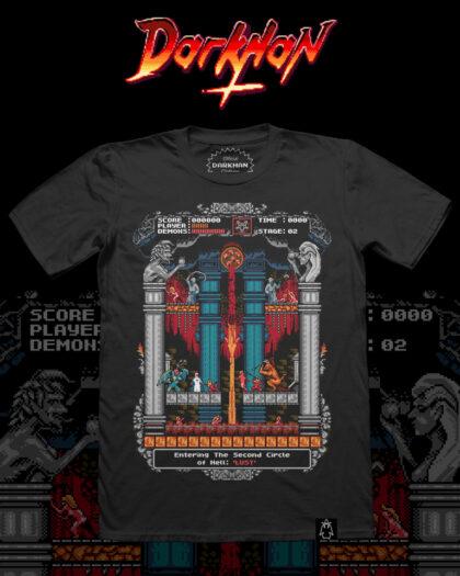 Darkhan Lust t-shirt