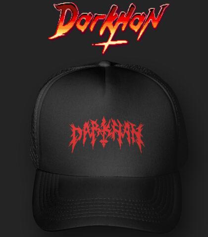Trve Darkhan Mesh Trucker Cap