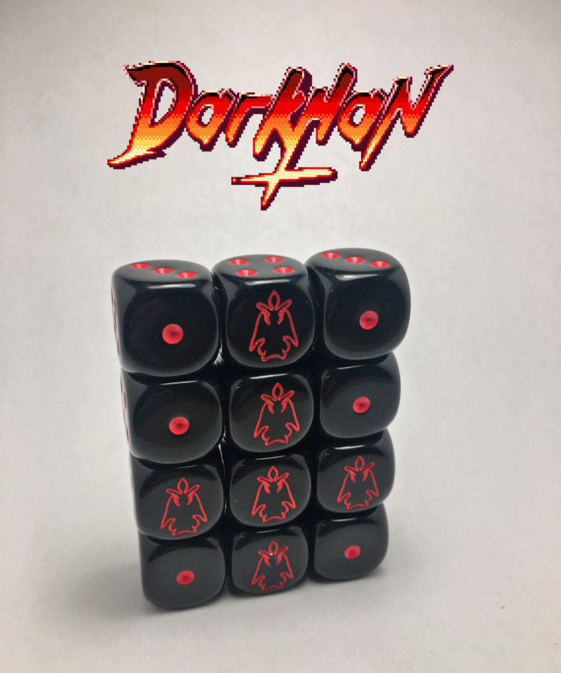 Darkhan dices