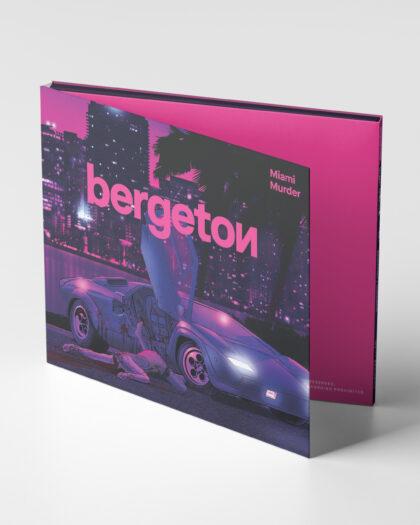 Bergeton - Mami Murder digipak CD
