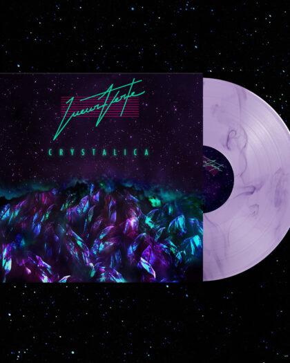 Lueur Verte - Crystalica LP