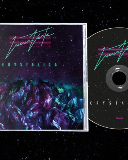 Lueur Verte - Crystalica CD