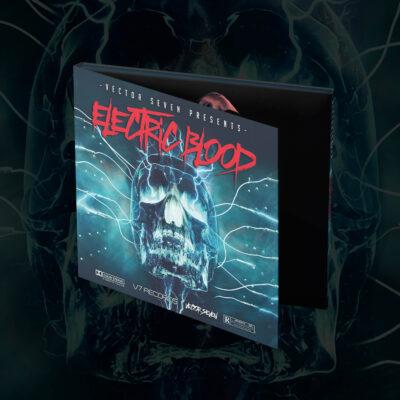 Vector Seven - Electric Blood Digipak