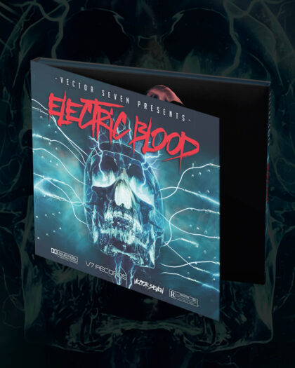 Vector Seven - Electric Blood Digipak