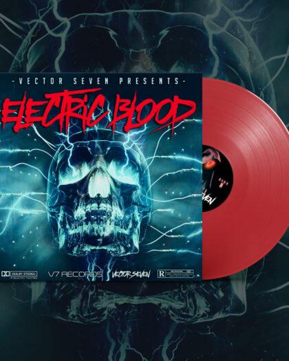 Vector Seven - Electric Blood LP
