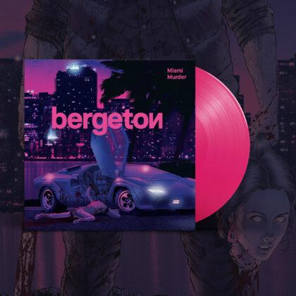 Bergeton - Miami Murder LP