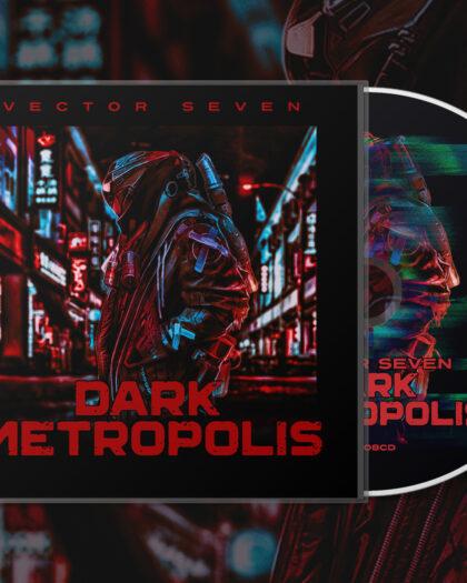 Vector Seven - Dark Metropolis CD