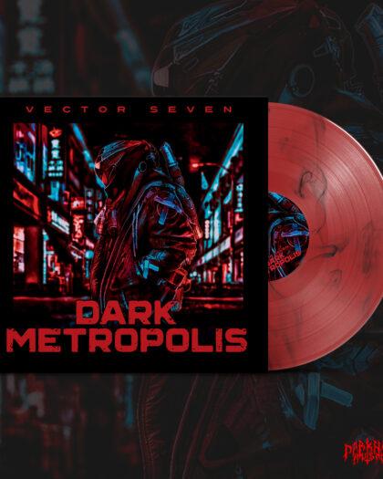 Vector Seven - Dak Metropolis vinyl